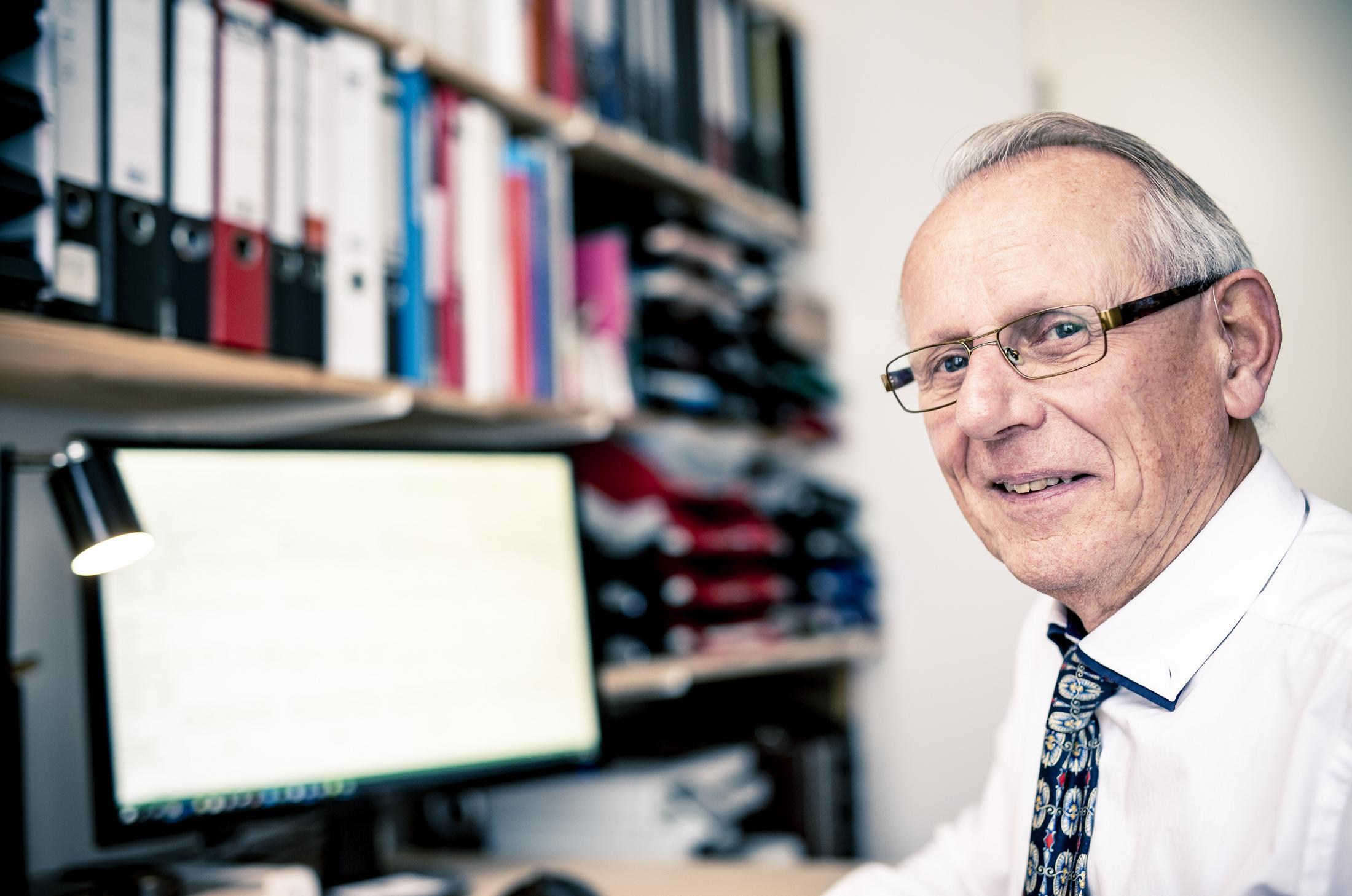 Frank Visser, Adviseur familiebedrijven bij Overname